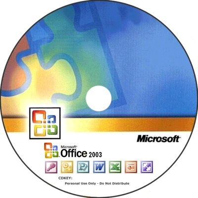 Office2003-CoreApplications