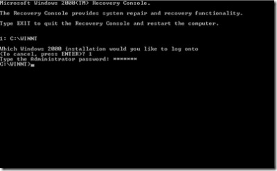 Windows_2000_Recovery_Console